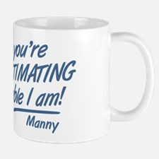 Modern Family Underestimating Mug
