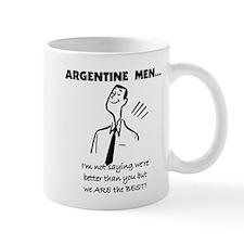 Argentine Men Mug