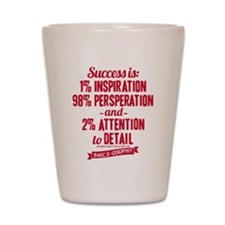 Modern Family Success Shot Glass