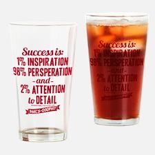 Modern Family Success Drinking Glass