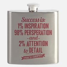 Modern Family Success Flask