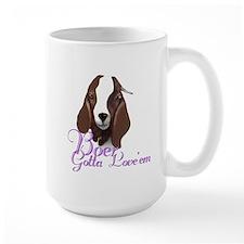 Boer Goat Gotta Love 'em Mug