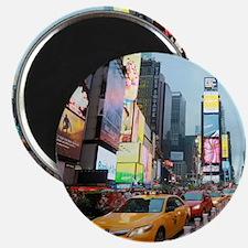 Times Square New York City Pro Photo Magnet