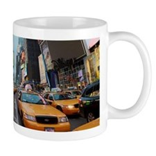 Times Square New York City Pro Photo Mug