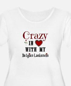 Belgian Laekenois Plus Size T-Shirt