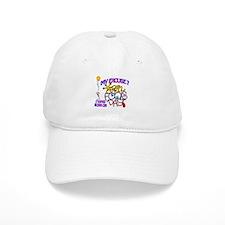 April Fool Birthday Woman Baseball Cap