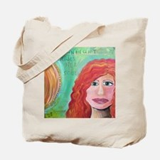 Sunlight Warms Her Soul Tote Bag