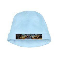 Cool Times square manhattan baby hat