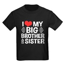 I Love My Big Brother and Sister T