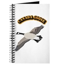 Canada goose-w Text Journal