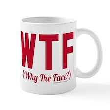 Modern Family WTF Small Mug