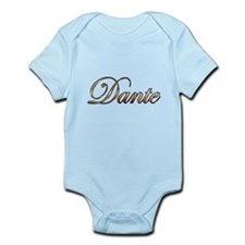 Gold Dante Body Suit