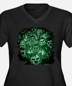 The Gaming Dead Plus Size T-Shirt