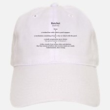 ratchet Baseball Baseball Cap
