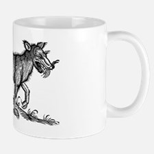 Cute Direwolf Mug