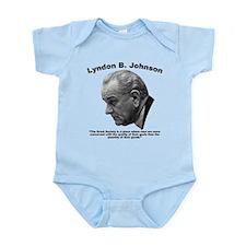 LBJ: Goals Infant Bodysuit
