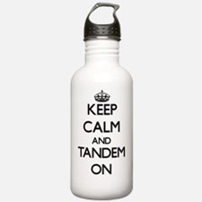 Keep Calm and Tandem O Water Bottle
