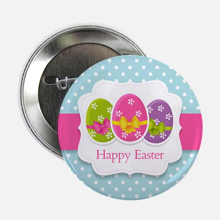 "Happy Easter 2.25"" Button (10 pack)"
