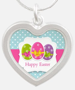 Happy Easter Necklaces