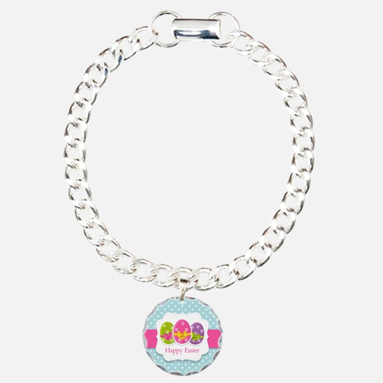 Happy Easter Bracelet