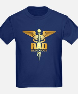 Radiology Gold T-Shirt