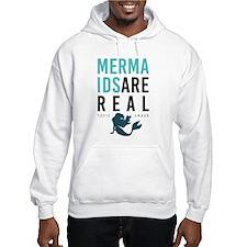 Mermaids Are Real Hoodie