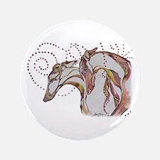 Greyhound Swirls Button