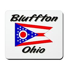 Bluffton Ohio Mousepad