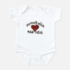 Mommy's Milk 100% Pure Love Infant Bodysuit