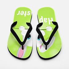 Happy Easter Flip Flops