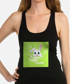 Happy Easter Racerback Tank Top