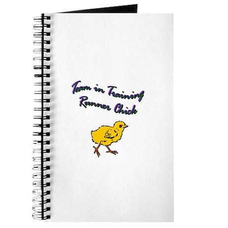 Team runner chick Journal