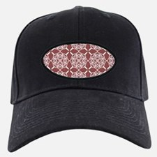 Marsala Doily Baseball Hat