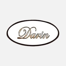 Gold Darin Patch