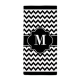 Black and white Beach Towels