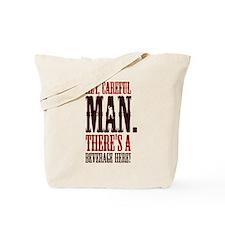 The Big Lebowski Beverage Tote Bag