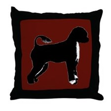 Waterdog - Throw Pillow