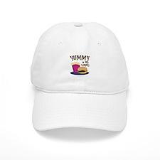 Yummy Tummy Baseball Baseball Cap