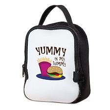 Yummy Tummy Neoprene Lunch Bag