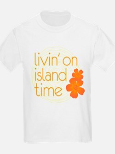 Funny Island bath T-Shirt