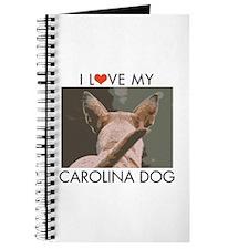 I Love My Cd Journal
