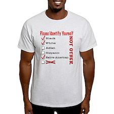 PleaseID-BWNa T-Shirt