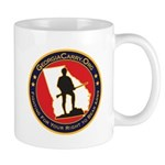 Georgia Carry Coffee Mug Mugs