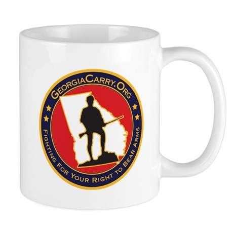 Georgia Carry Coffee Mug Mugs
