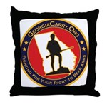 Georgia Carry Throw Pillow
