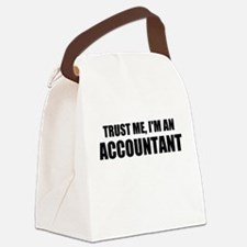 Trust Me, I'm An Accountant Canvas Lunch Bag