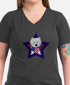 Star Speckled Westies Shirt