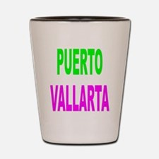 Puerto Vallarta Shot Glass