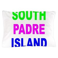 South Padre Island Pillow Case
