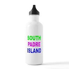 South Padre Island Water Bottle